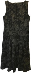 Ivanka Trump Scoop Neck Floral Brocade Size 6 S Small New With Tags Dress