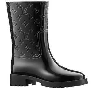 Louis Vuitton Noir -Black Boots