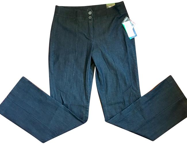 Preload https://img-static.tradesy.com/item/24434683/style-and-co-blue-dark-wash-rinse-trouserwide-leg-jeans-size-10-m-31-0-1-650-650.jpg