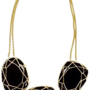Kendra Scott Marcella Threestone Necklace