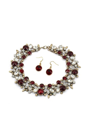 Preload https://img-static.tradesy.com/item/24434709/red-elegant-full-crystal-earrings-set-necklace-0-0-540-540.jpg