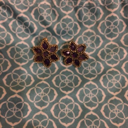 Kendra Scott Kendra Scott Multi Stone Flower Stud Earrings