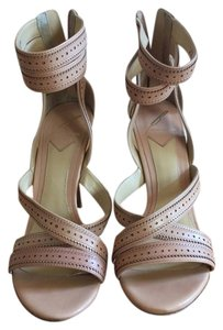 Brian Atwood Blush Sandals