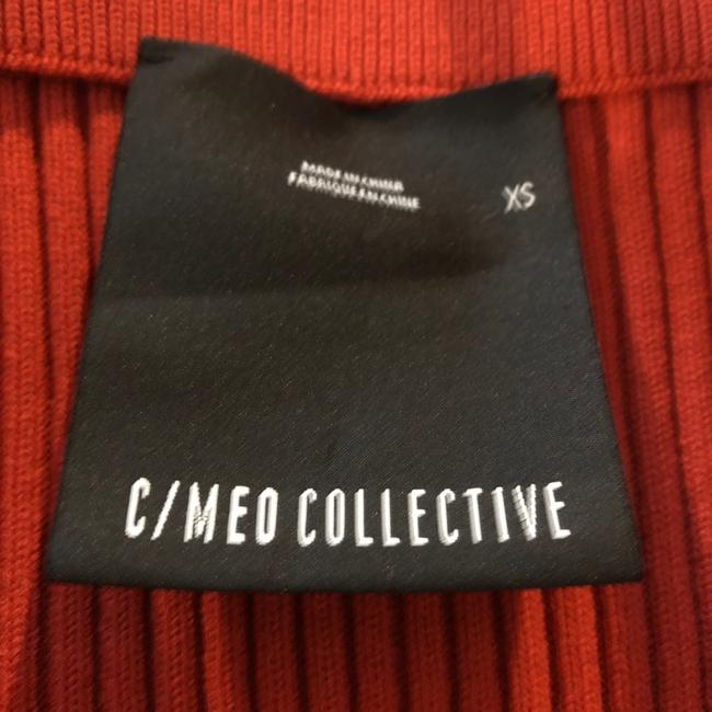 C/Med Collective Skirt red