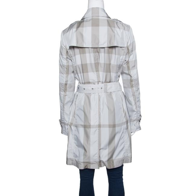 Burberry Polyester Trench Coat