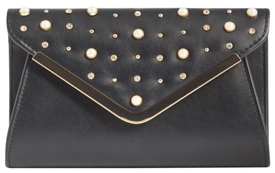 Preload https://img-static.tradesy.com/item/24434868/studded-faux-leather-clutch-0-1-540-540.jpg