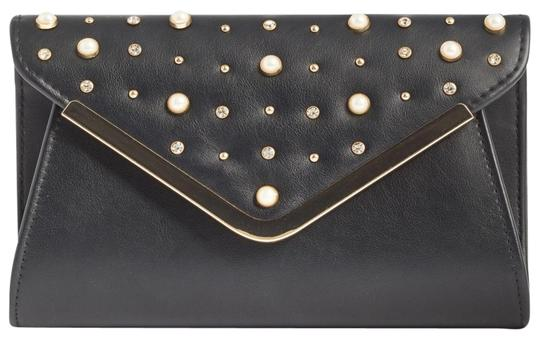 Preload https://img-static.tradesy.com/item/24434878/studded-faux-leather-clutch-0-2-540-540.jpg