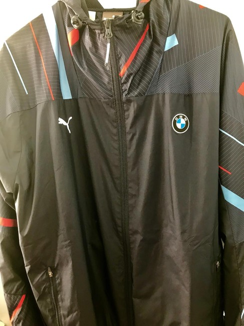 BMW Team Blue Jacket
