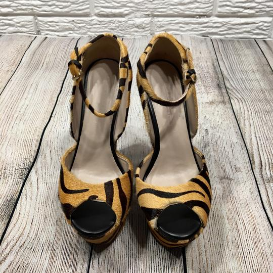 Zara Tan, Black Wedges