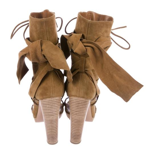 Gianvito Rossi Light Brown Boots