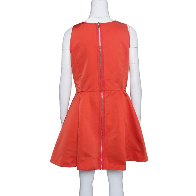 MCQ by Alexander McQueen Sleeveless Polyester Top Red