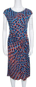 ISSA London short dress Multicolor Jersey Viscose on Tradesy