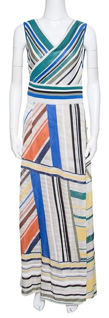 Preload https://img-static.tradesy.com/item/24434997/missoni-multicolor-striped-knit-sleeveless-casual-maxi-dress-size-10-m-0-1-650-650.jpg
