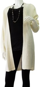 Ambiance Apparel Open Front Pockets Lightweight Sweater Cardigan