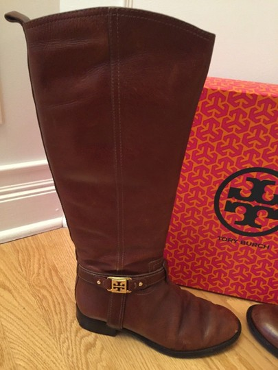Tory Burch Brown (Sienna) Boots