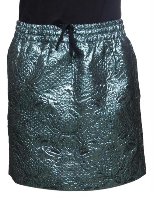 Preload https://img-static.tradesy.com/item/24435047/zadig-and-voltaire-metallic-deluxe-embossed-floral-jacquard-josa-skirt-size-4-s-27-0-1-650-650.jpg