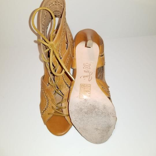 Joie Natural Beige Boots