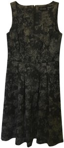 Ivanka Trump Floral Brocade Scoop Neck Size 6 S Small New With Tags Dress