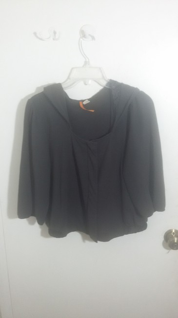Anthropologie Casual Eclectic Structured Chic Sweatshirt