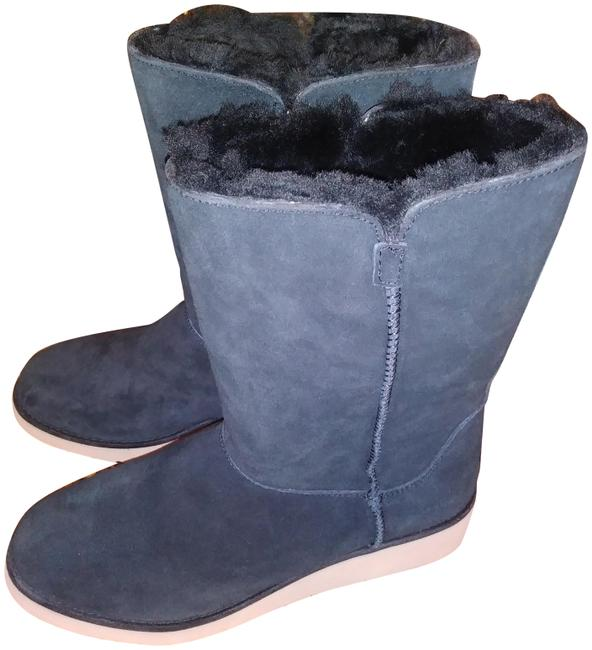 UGG Australia Black Koolaburra By Boots/Booties Size US 10 Regular (M, B) UGG Australia Black Koolaburra By Boots/Booties Size US 10 Regular (M, B) Image 1