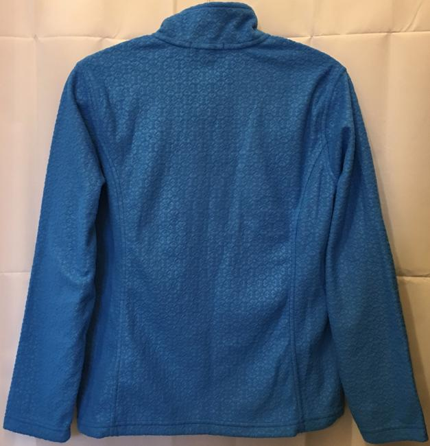 Lands' End Half Zip Fleece Size M/P 8 To 10 New With Tags Sweater