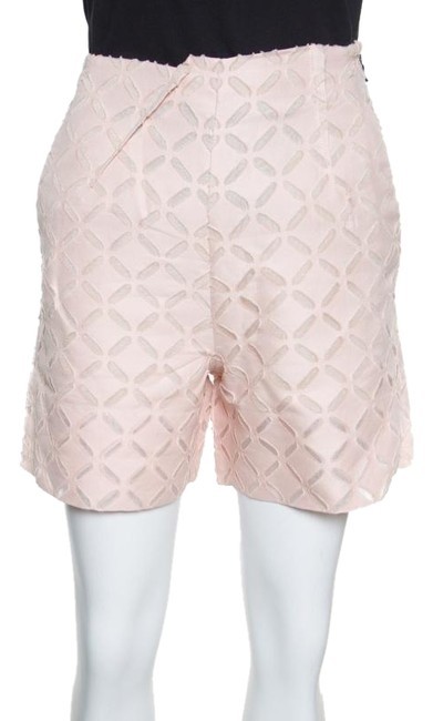 Preload https://img-static.tradesy.com/item/24435215/roland-mouret-pink-pearl-laser-cut-high-waist-kelston-shorts-size-2-xs-26-0-1-650-650.jpg