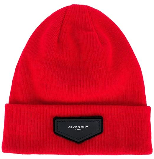 Preload https://img-static.tradesy.com/item/24435240/givenchy-red-unisex-beanie-hat-0-1-540-540.jpg