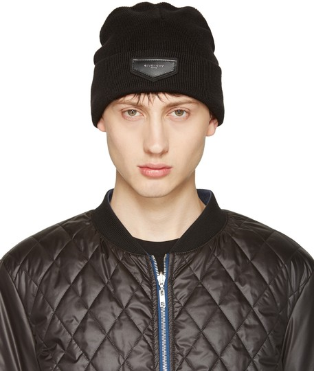 Givenchy Unisex Red Beanie