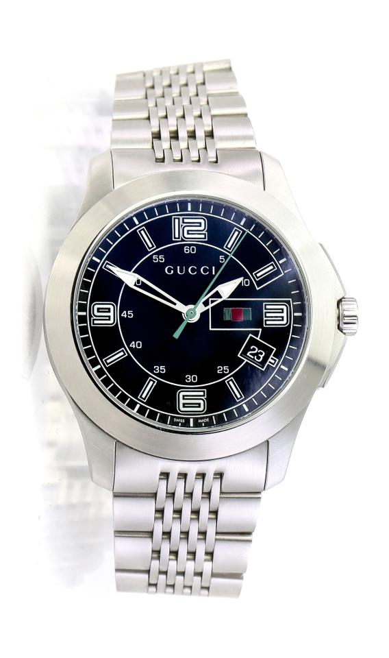 65323cd21ac Gucci Stainless Steel Timeless 126.2 Watch - Tradesy