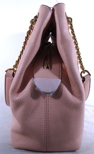 Michael Kors Leather 192317790931 Tote in Pastel Pink