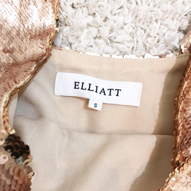 Elliatt Top Gold