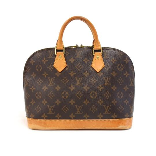 Preload https://img-static.tradesy.com/item/24435345/louis-vuitton-alma-monogram-handbag-brown-coated-canvas-hobo-bag-0-0-540-540.jpg