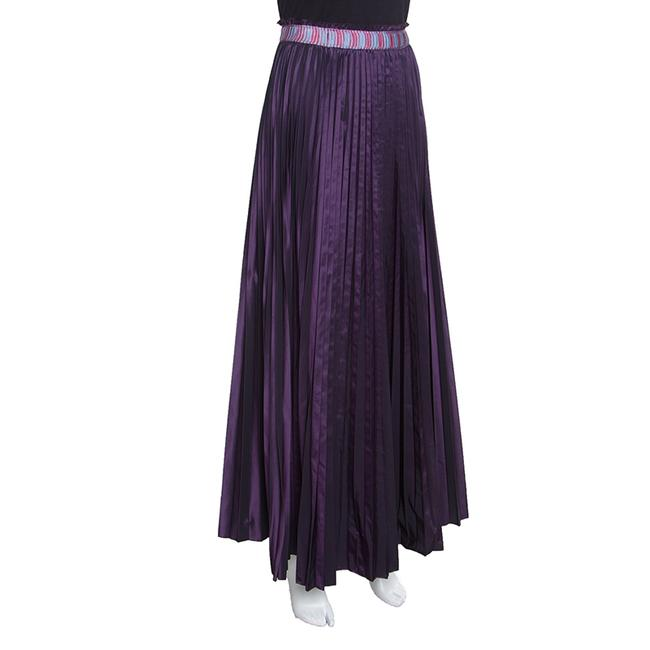 M Missoni Polyester Skirt Purple