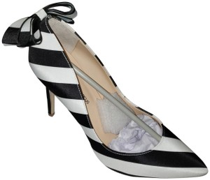 Neiman Marcus Black & White Pumps