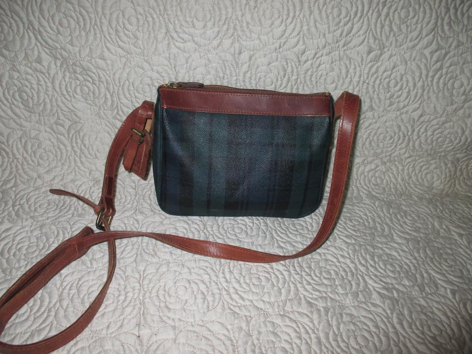 c773c4796bad Polo Ralph Lauren Rl Coated Canvas Purse Cross Body Bag Image 10.  1234567891011