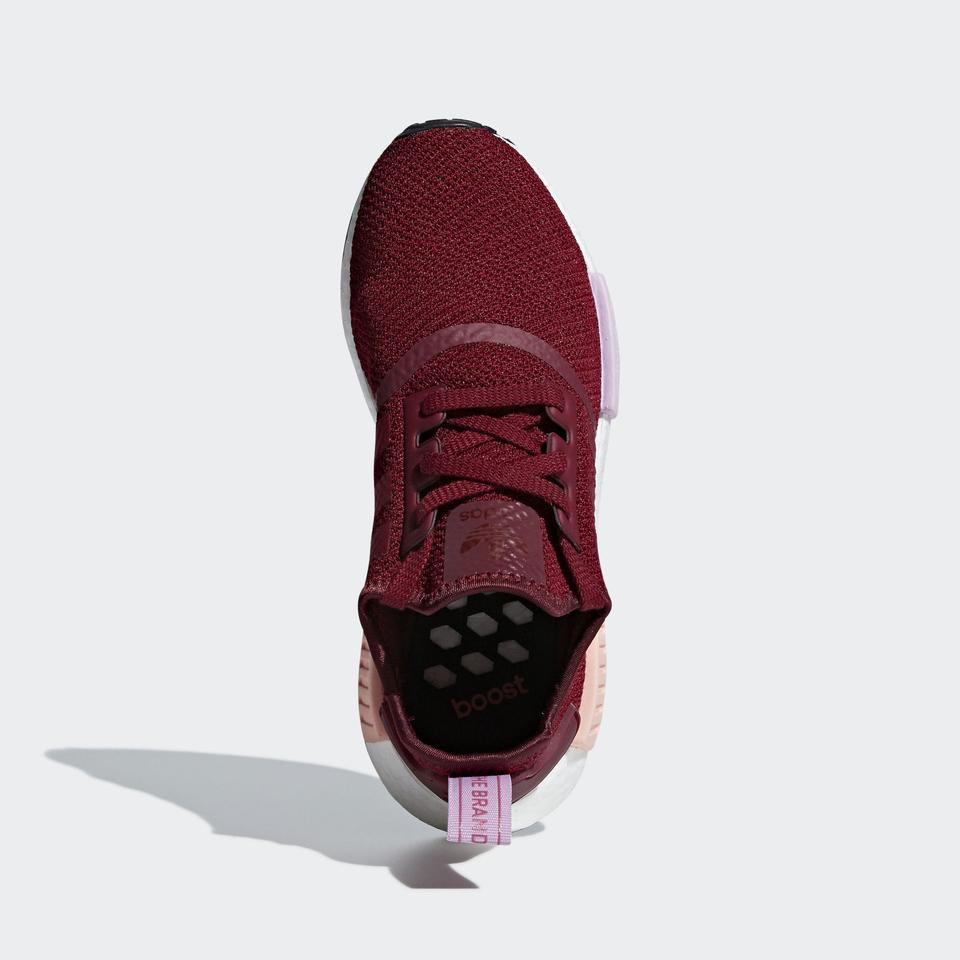 0a59954f8 adidas Collegiate Burgundy Nmd R1 Sneakers Size US 8.5 Regular (M