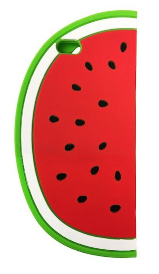 brand new 97be2 97c6a Red Green Watermelon Iphone 7 Case Tech Accessory