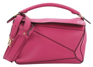 Loewe Leather Cross Body Bag