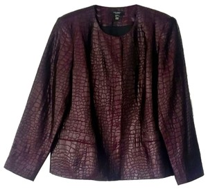 Louben Plum Jacket