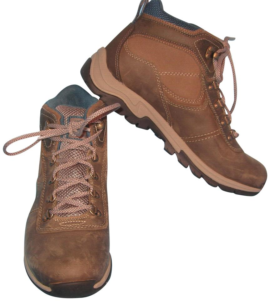 14b2396bd16 Timberland Grey New Women's Mt. Maddsen Leather Waterproof Hiking  Boots/Booties Size US 8.5 Regular (M, B) 18% off retail