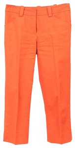 Loro Piana Made In Italy Capri/Cropped Pants Coral
