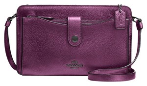 Coach Messenger Up Pouch Holiday Cross Body Bag