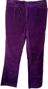 Philosophy di Lorenzo Serafini Straight Pants Eggplant purple