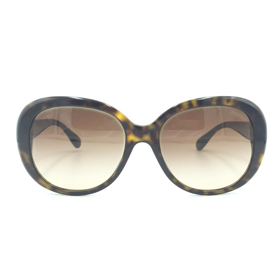 48cfec80b4 Chanel Tortoise Butterfly Brown Gradient 5312 C.714 S5 Sunglasses ...