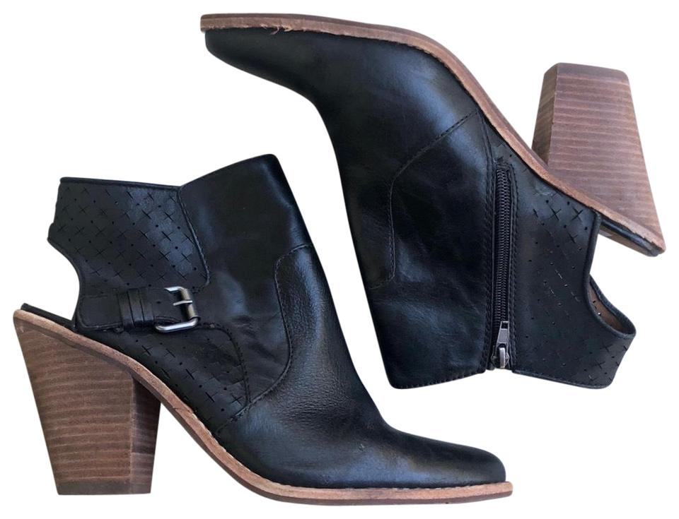 d7c7d1df45 DV by Dolce Vita Black Open Heel Ankle Boots/Booties Size US 11 ...