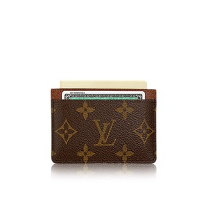 Louis Vuitton new Monogram Card ID Holder