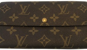 Louis Vuitton Authentic Louis Vuitton Sarah Long Wallett