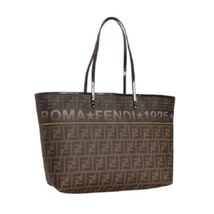 Fendi Tote in Bi-color