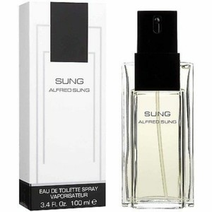 Alfred Sung SUNG BY ALFRED SUNG FOR WOMEN-EDT-3.4 OZ-100 ML- USA