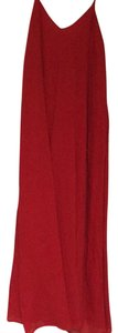 Red Maxi Dress by Indah